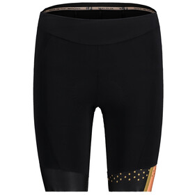 Maloja GoldpippanM. Chamois Bike Shorts Women moonless multi